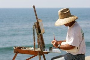 There are a wealth of arty activities in St Ives. Why not choose to be a painter for the day with St Ives School of Painting? Take a tour with them and create some superb memories of your stay.
