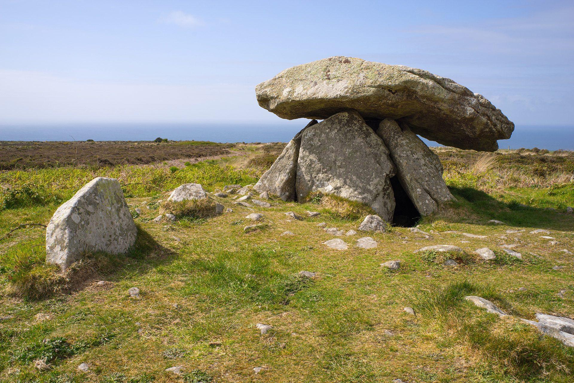 Merry Maidens Stone Circles