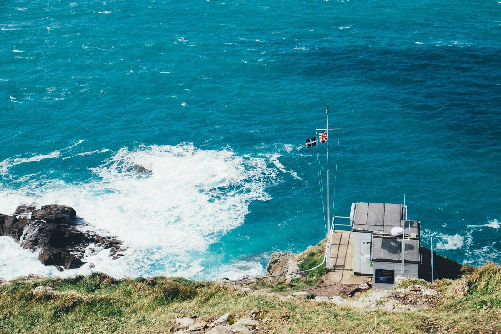 The RNLI St Ives Remote Station