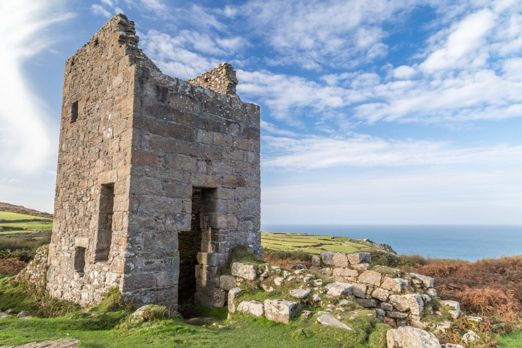 Cycle routes, bike hire, Cornwall, Zennor