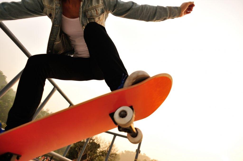 Mount Hawke Skate Park, Adventure Activities, Cornwall