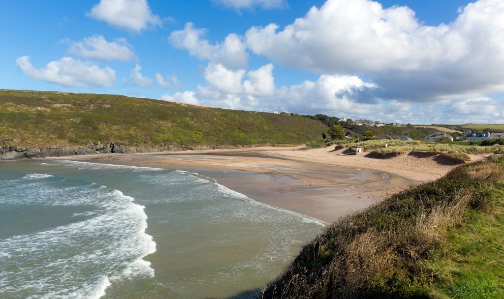 Porthcothan, Poldark Beach Locations