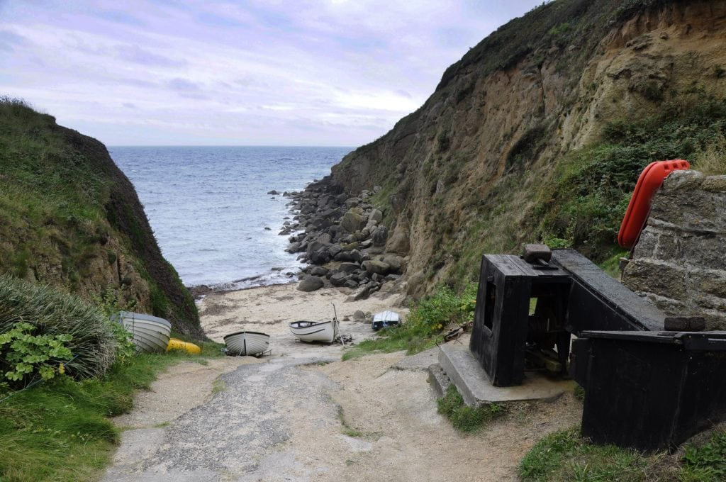 Porthgwarra, Poldark Beach Locations