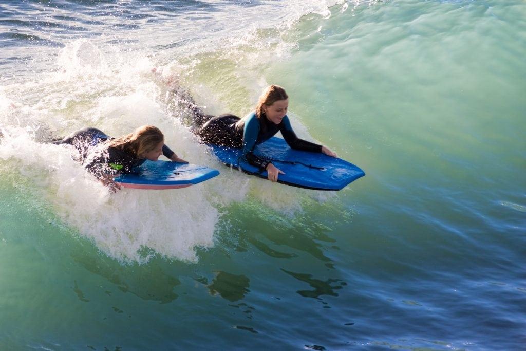 St Ives Watersports, Bodyboarding, Cornwall