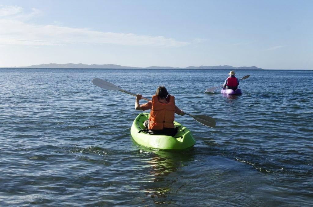 St Ives Watersports, Kayaking, Cornwall