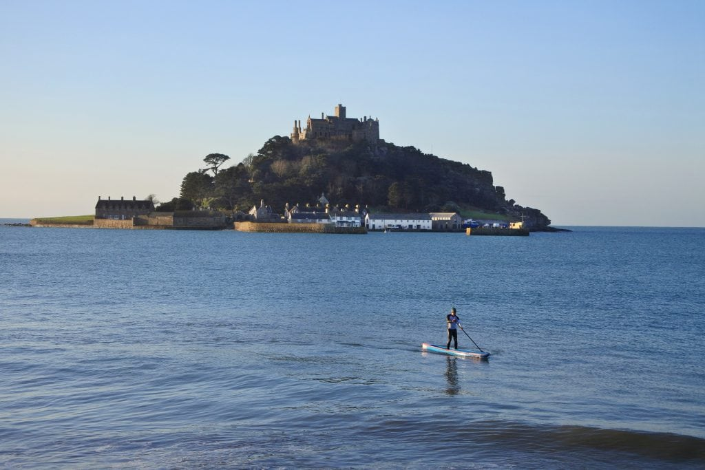 St Ives Watersports, Paddleboarding, SUP, Cornwall