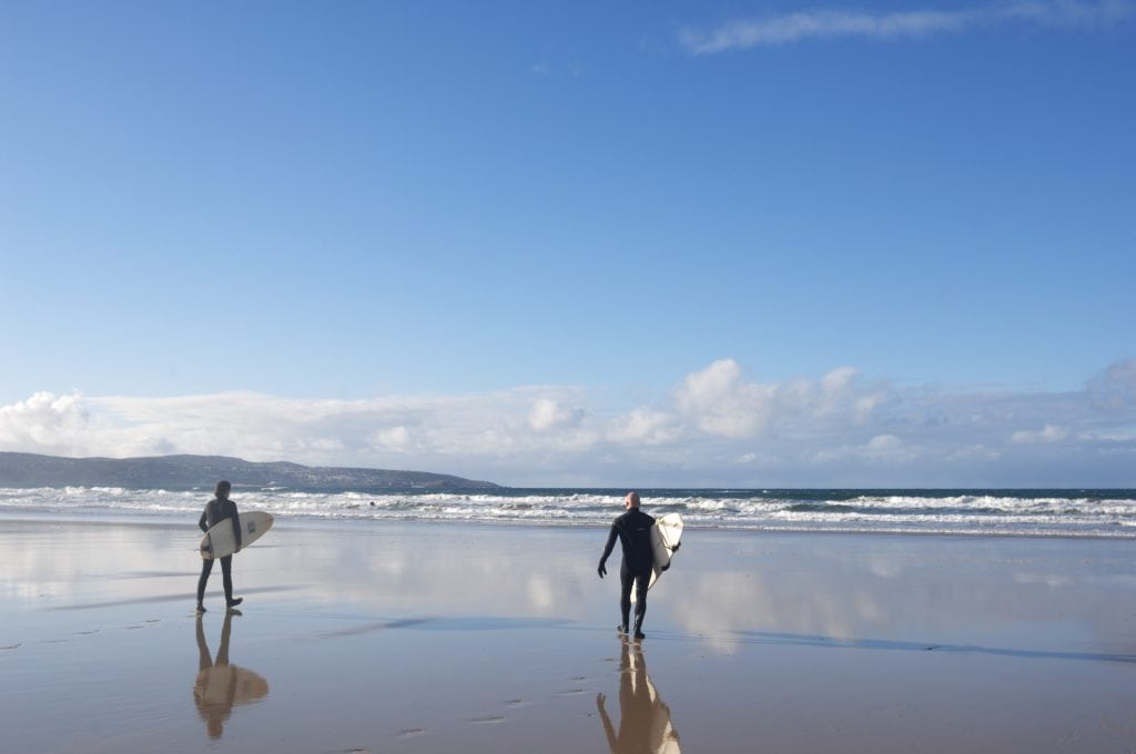 St Ives Watersports, Surfing, Cornwall