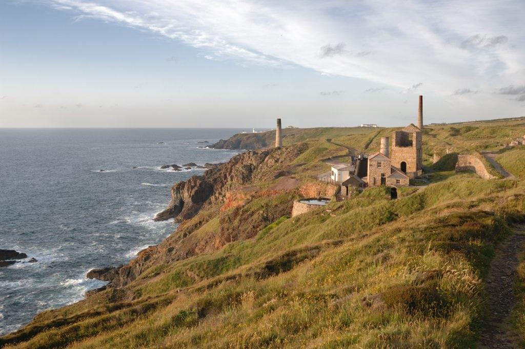 Tin Coast Cycle Trail, Bike Hire Cornwall