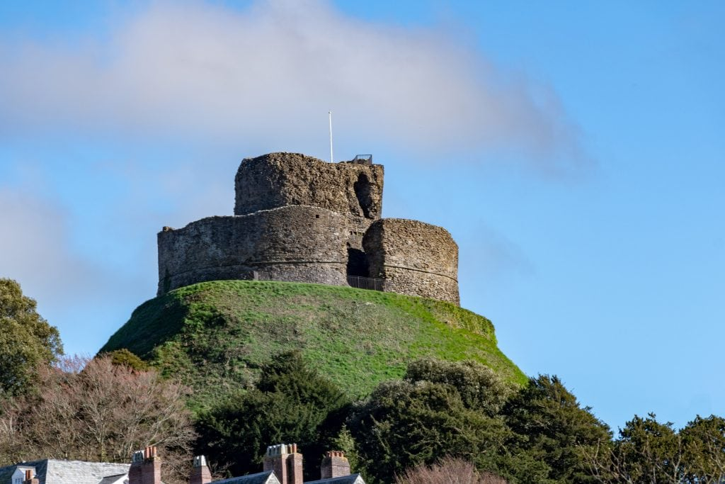Castles in Cornwall, Launceston Castle