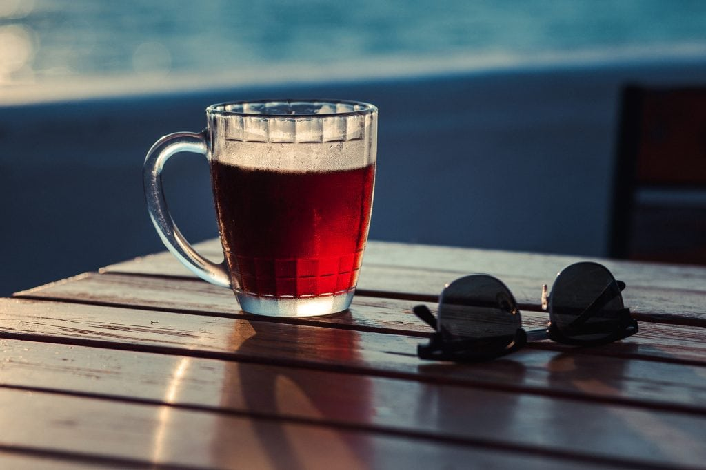 Cornish Breweries, Red Ale