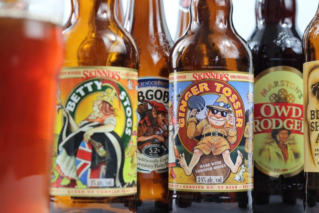 Cornish Breweries, Skinners
