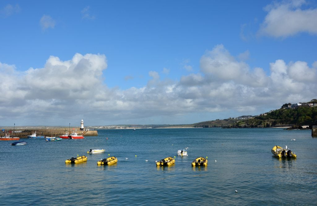 St Ives Boat Trips, Self Drive Boat Hire