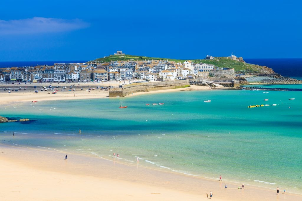 St Ives Self Catering Property, Apartments