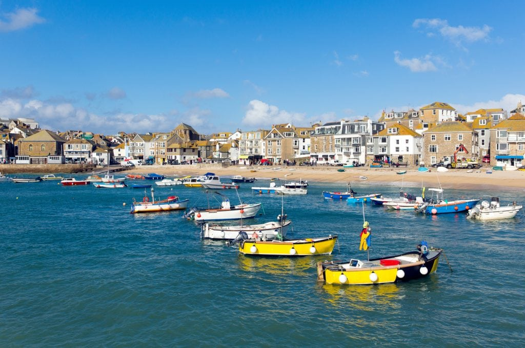 St Ives Self Catering Property, Harbour