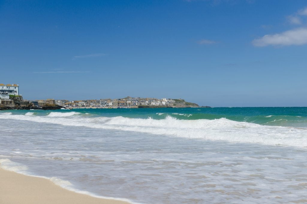 St Ives Self Catering Property, Sea View