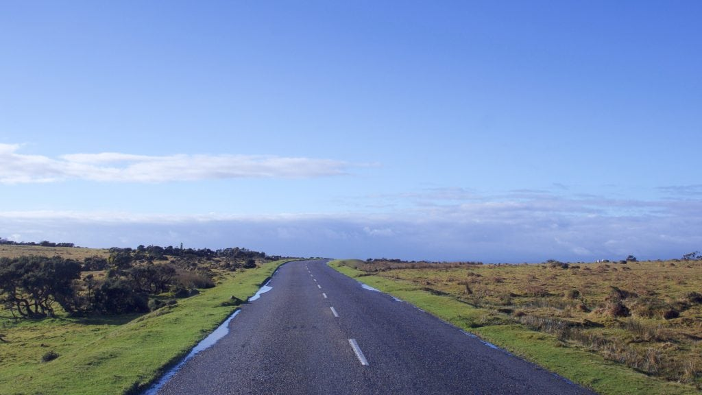 Car Hire in Cornwall, Bodmin Moor