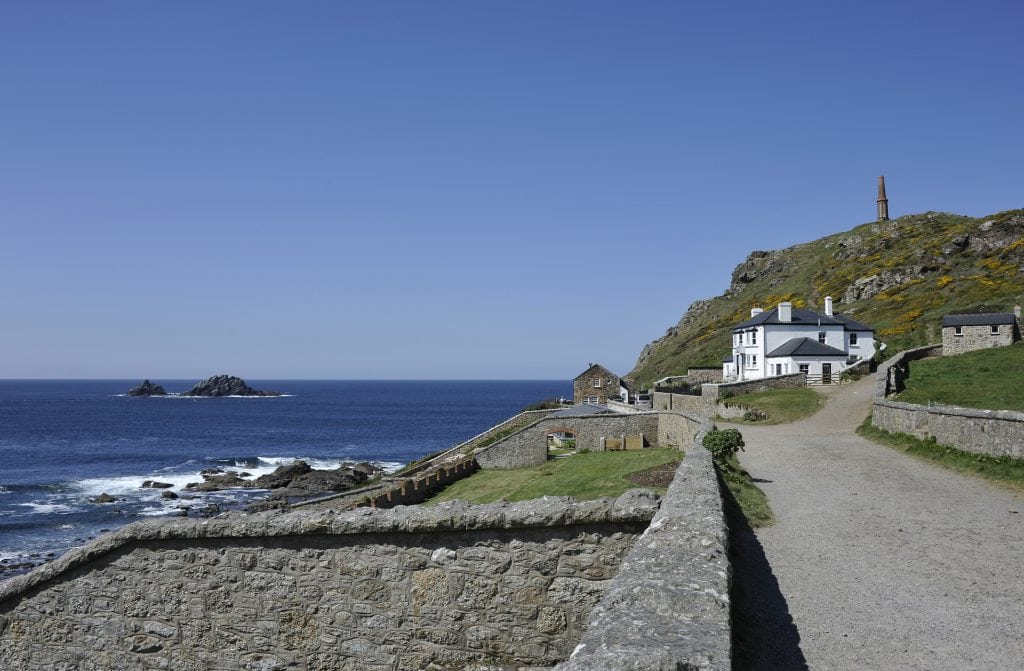 Car Hire in Cornwall, Coastal Road
