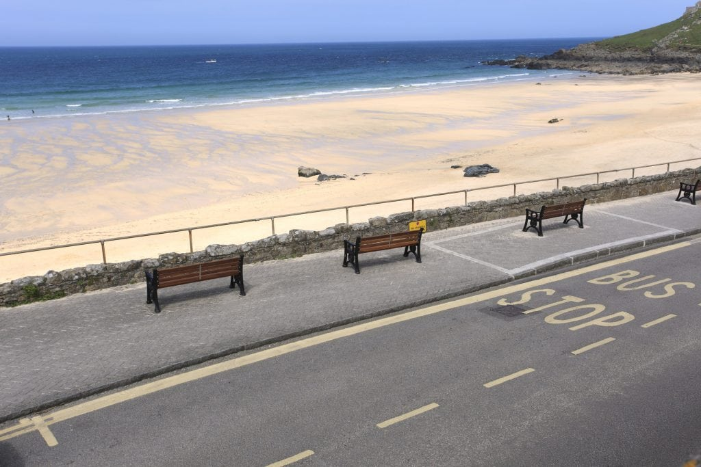 Car Hire in Cornwall, St Ives