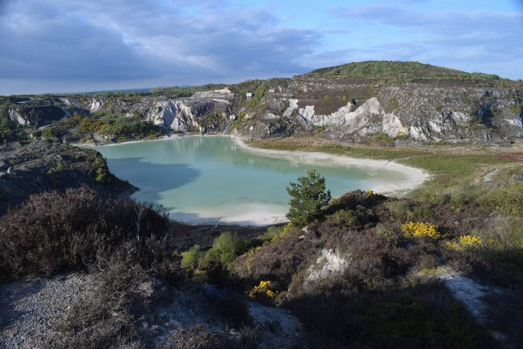 Cornwall Museum, China Clay Pit