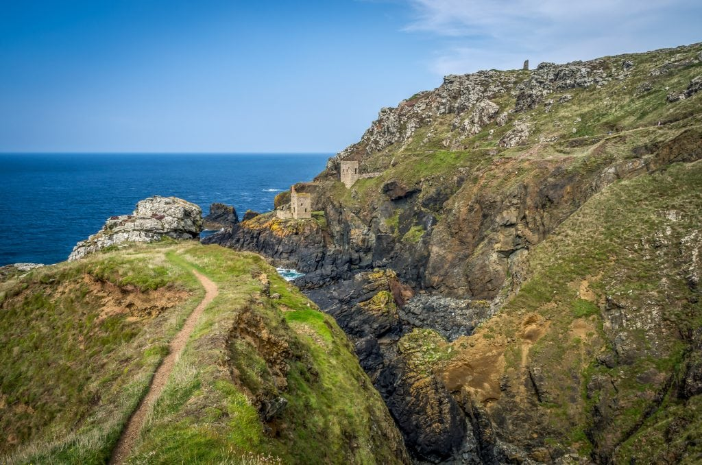 Quirky Things To Do In Cornwall, Botallack To Cape Cornwall