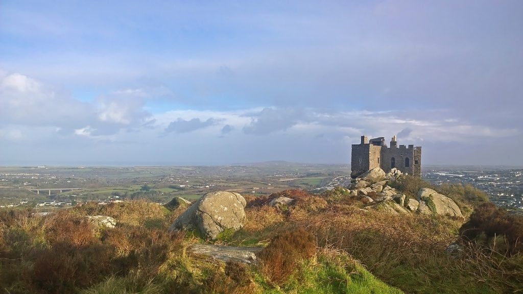 Quirky Things To Do In Cornwall, Carn Brea Castle