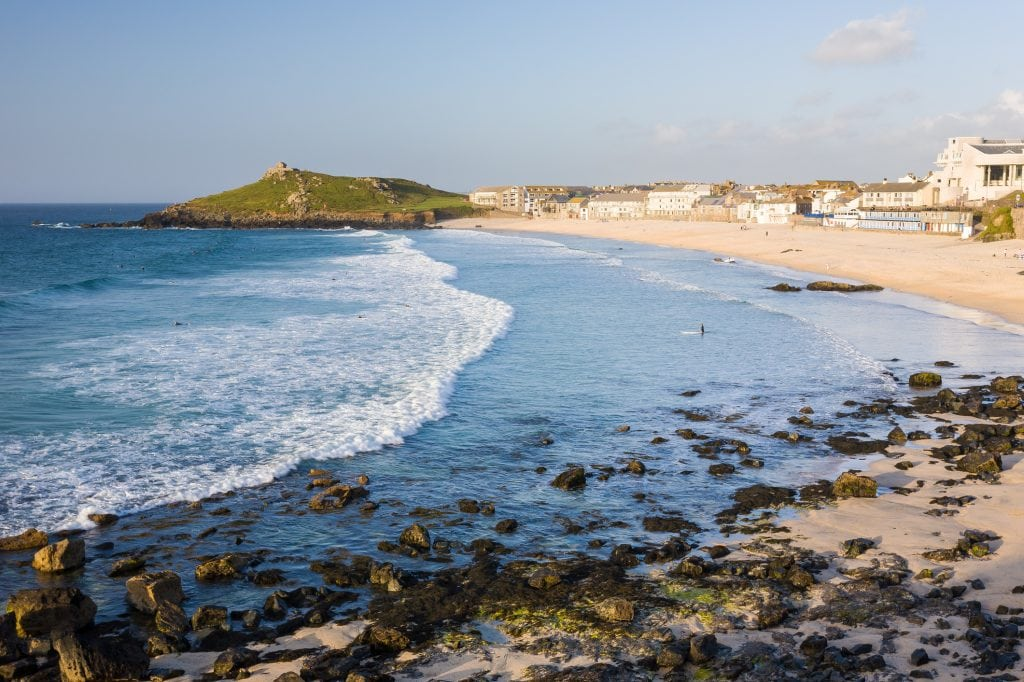 Short Breaks In Cornwall, Beaches