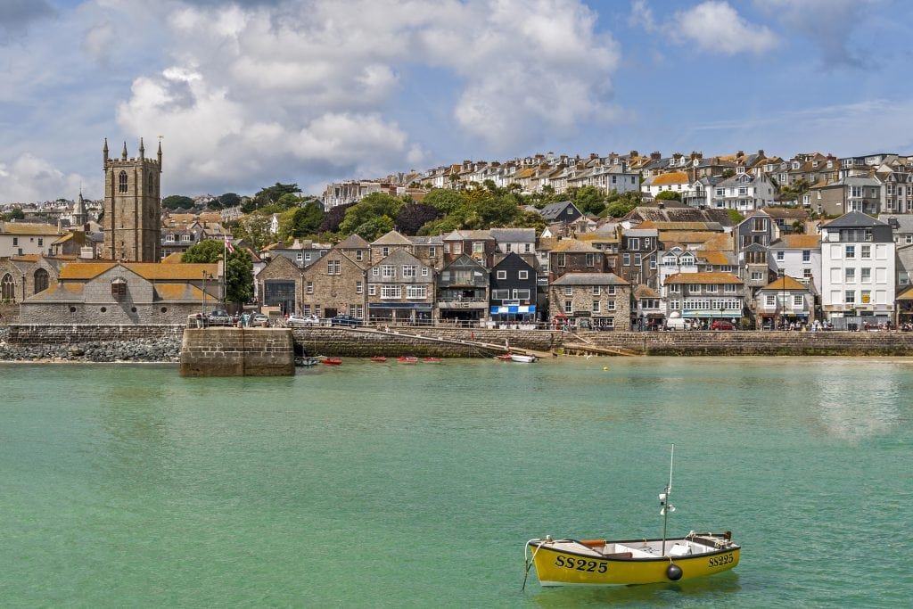 Short Breaks In Cornwall, Harbour