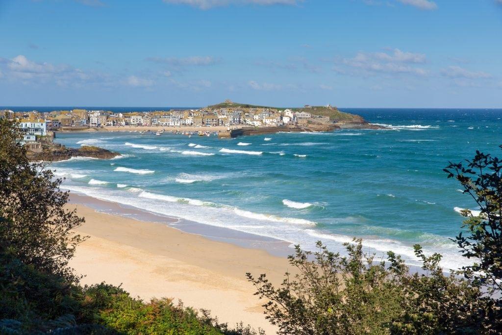 Short Breaks In Cornwall, Sea View