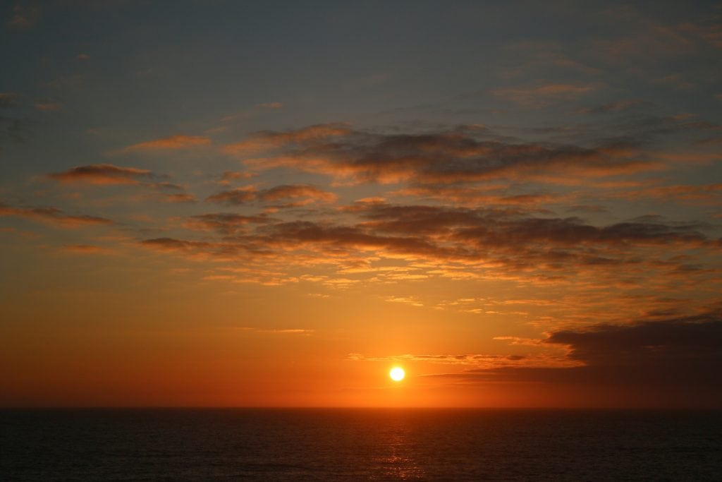 Sunset Spots in Cornwall, Fistral, Newquay