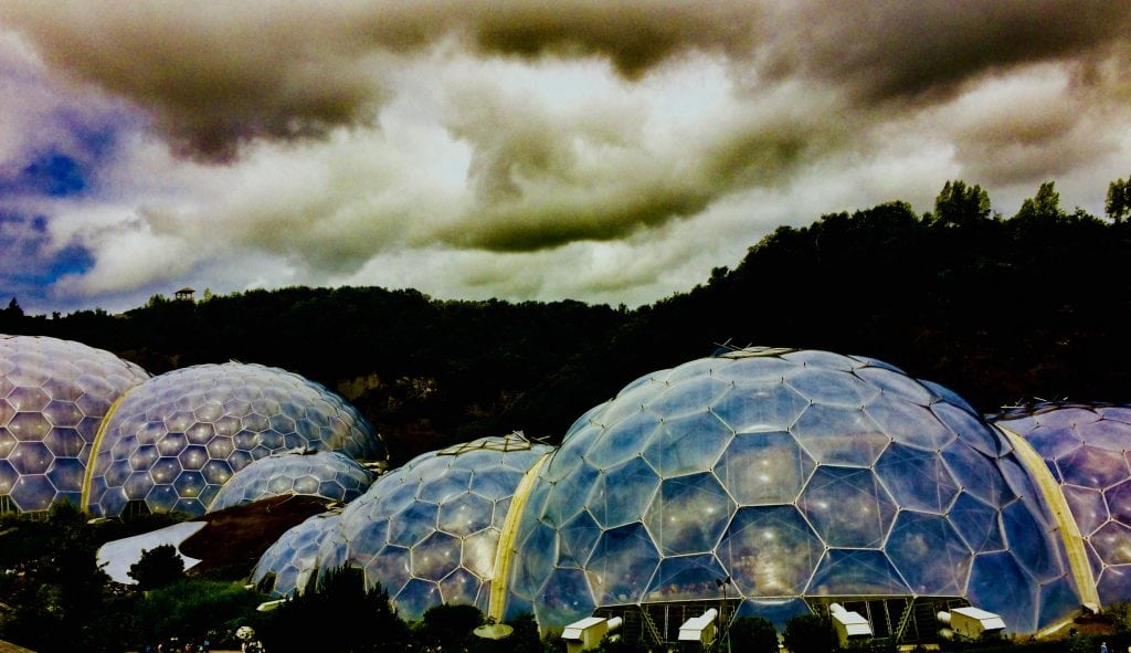 Family Holidays in Cornwall, Eden Project