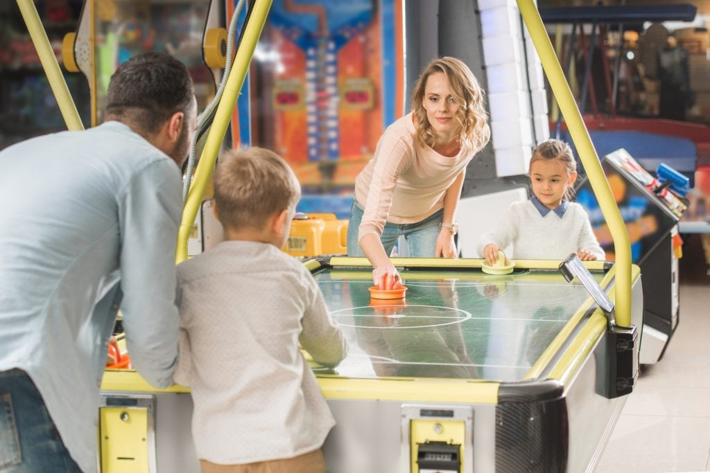 Family Holidays in Cornwall, Games