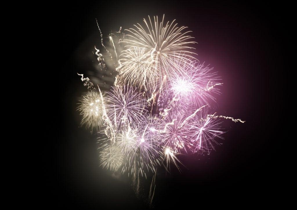 Firework Displays in Cornwall, Flambards
