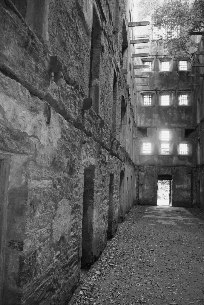 Halloween Activities, Cornwall, Bodmin Jail