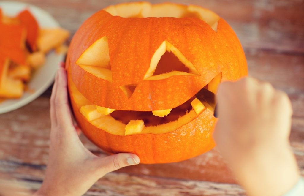 Halloween Activities, Cornwall, Pumpkin Carving