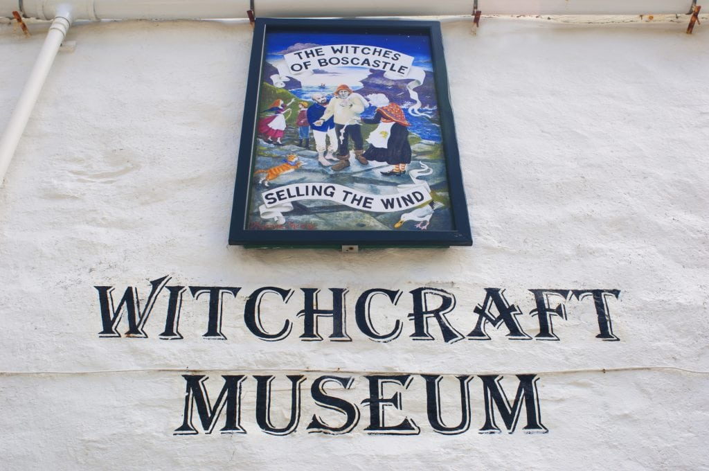 Halloween Activities in Cornwall, Witchcraft Museum