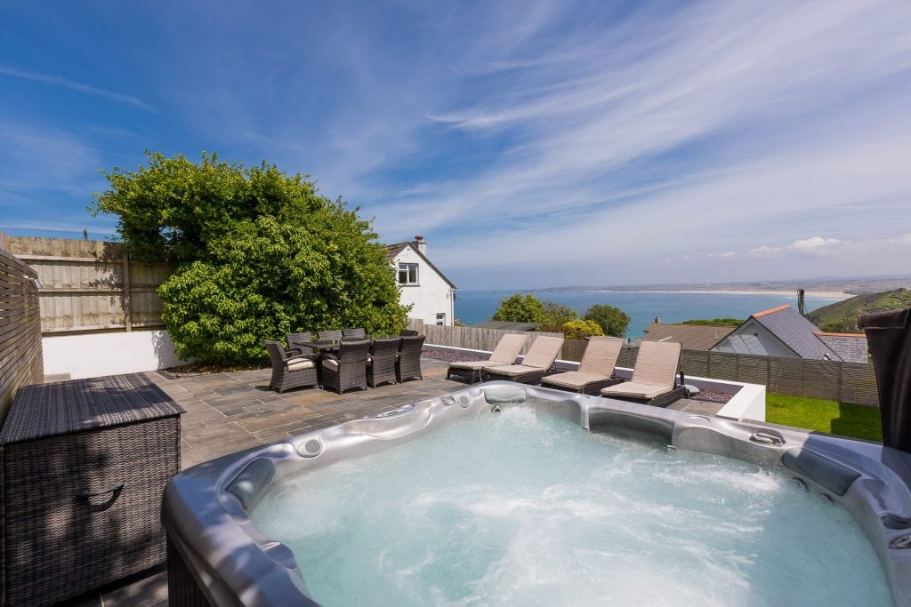 Holiday Homes in Cornwall for Large Groups, Fernhill