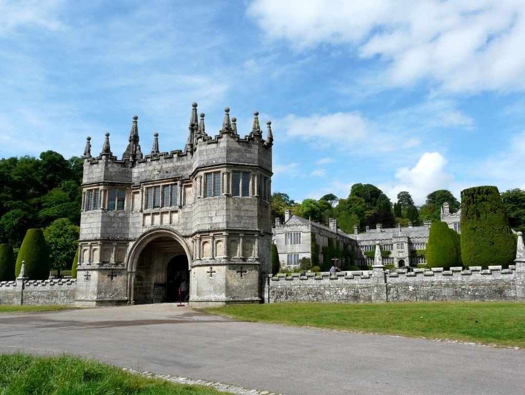 Things to do in Cornwall with Toddlers, Lanhydrock