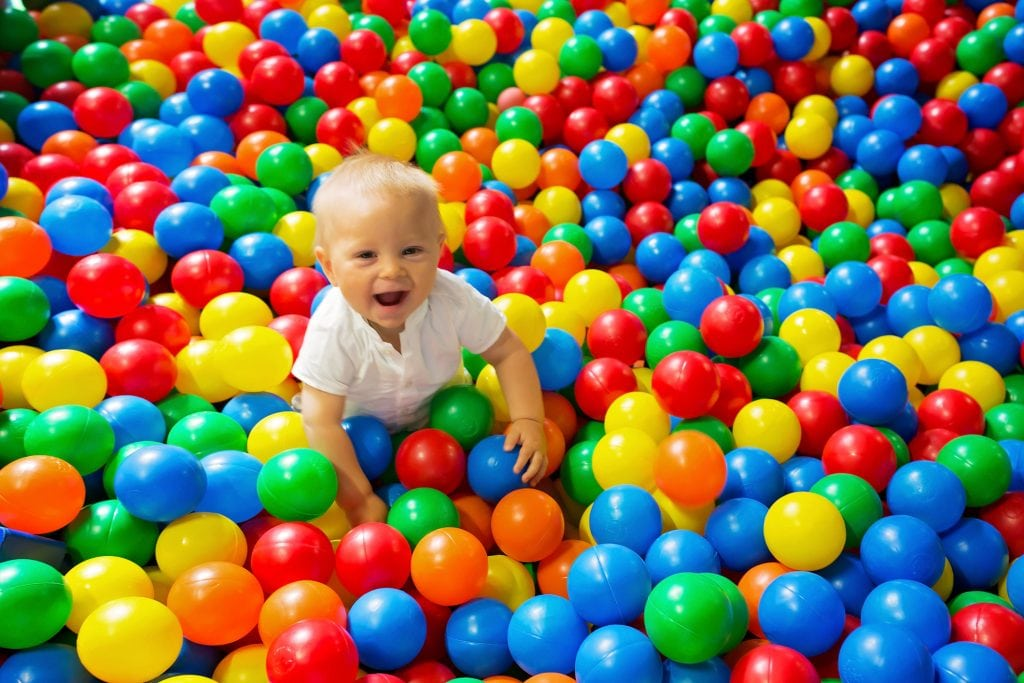 Things to do in Cornwall with Toddlers, Soft Play
