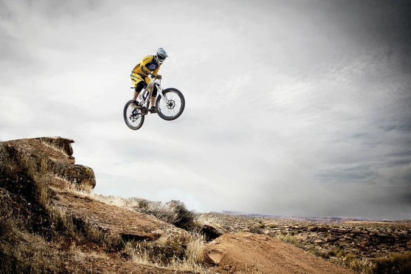 Outdoor Activities in Cornwall, Mountain Biking and Freeriding