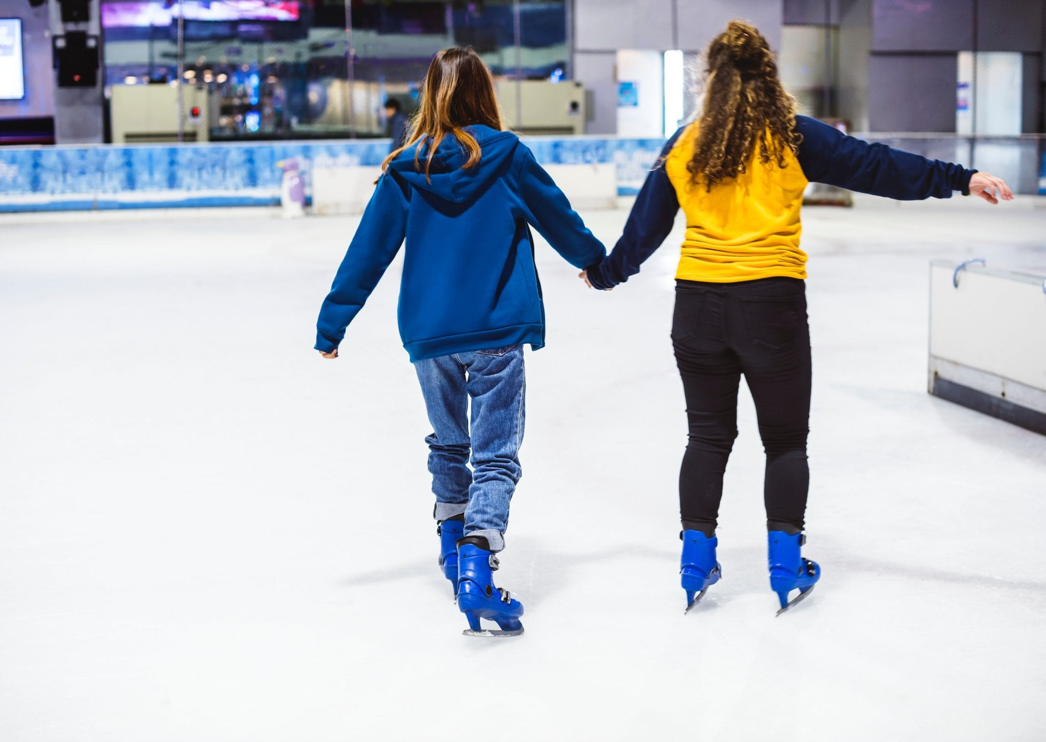 Romantic Things To Do In Cornwall, Ice Skating