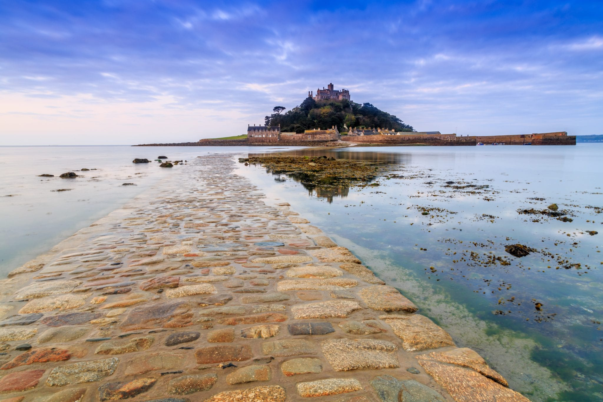 Romantic Things to do in Cornwall, St Michael's Mount