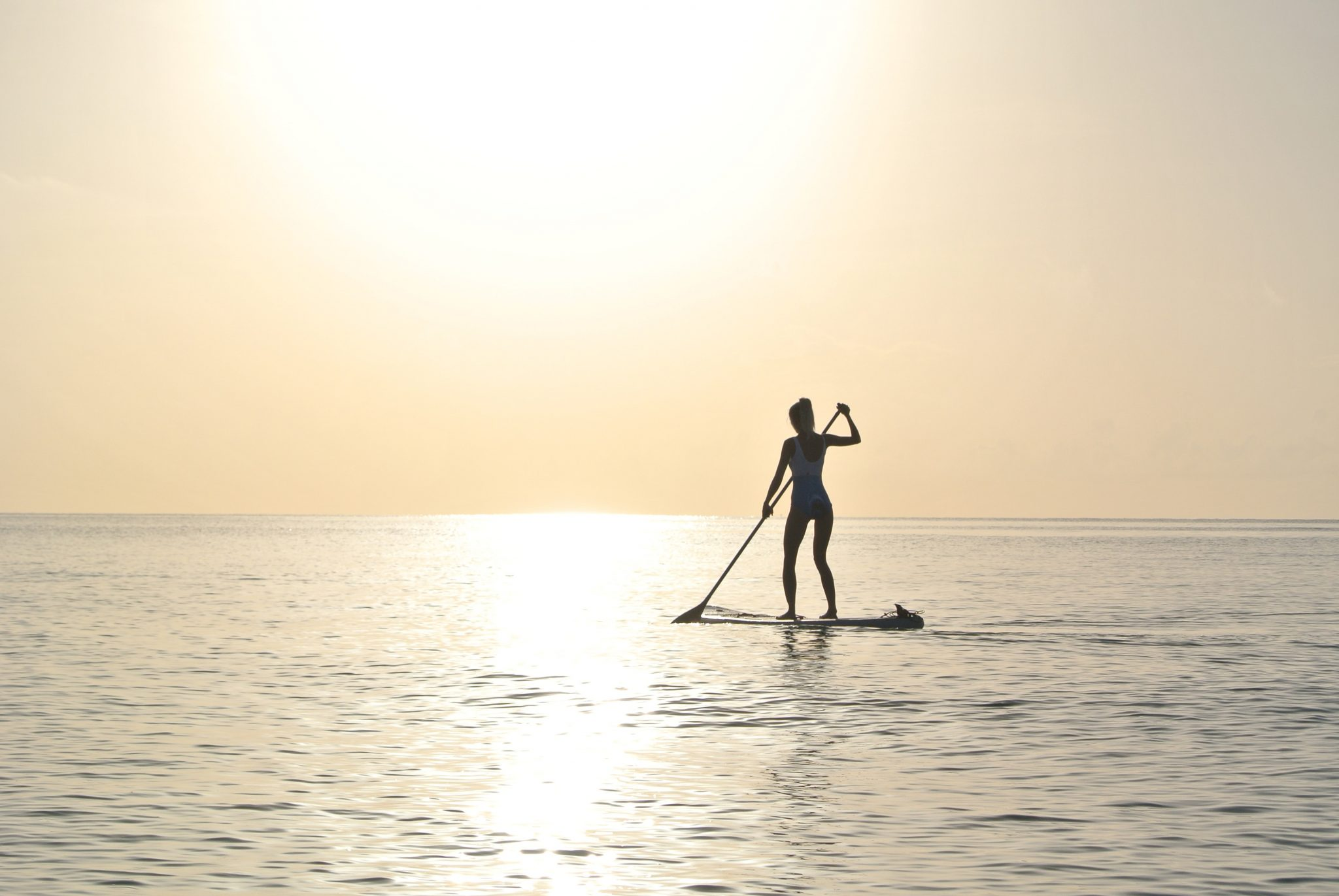 Romantic Things to do in Cornwall, Paddle boarding