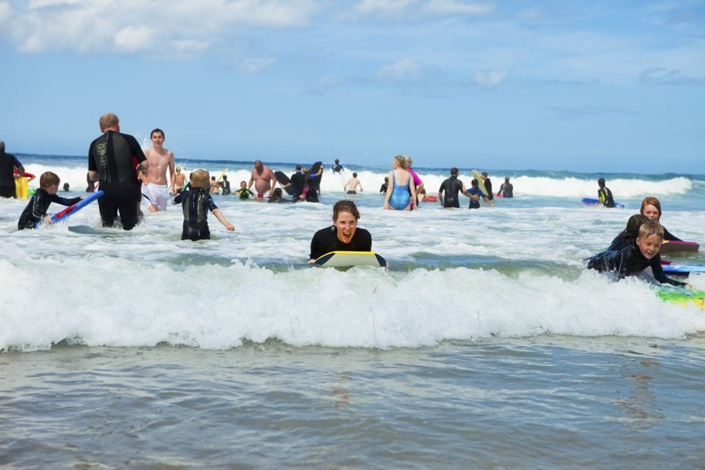 Family-Days-Out-Cornwall-Bodyboarding
