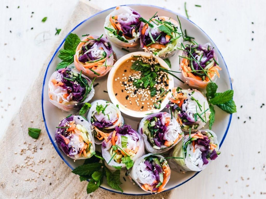 Vegan St Ives Sushi