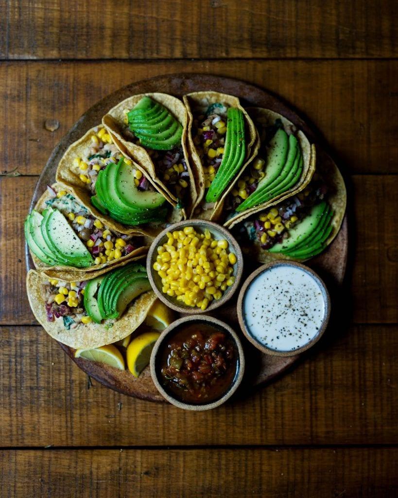 Vegan St Ives Taco
