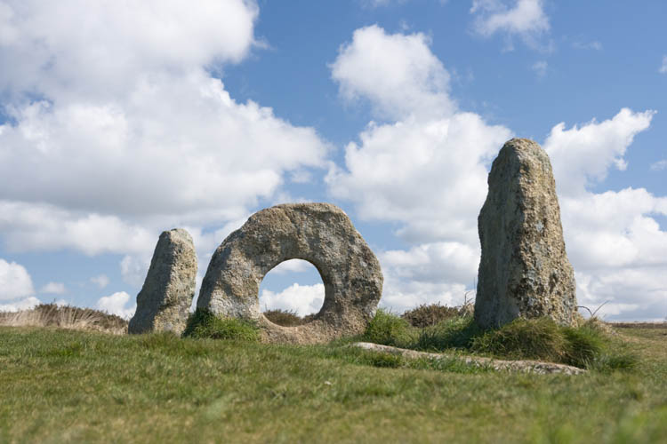 Cornish Megalithic Monument - 'Men An Tol'