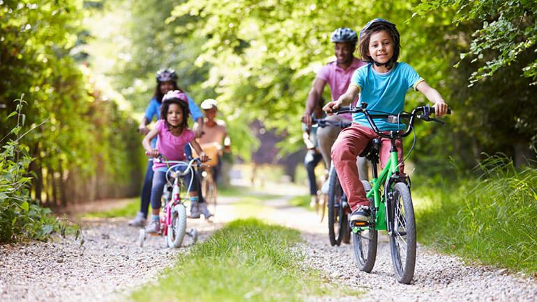 Coronavirus safe attractions Cornwall - Bike Ride