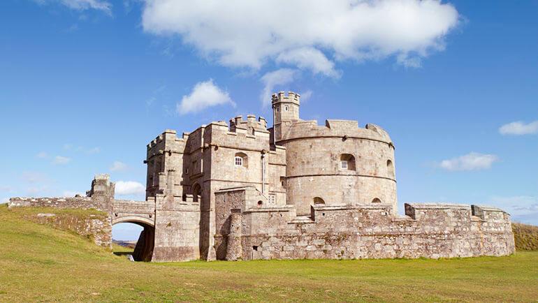 Coronavirus safe attractions Cornwall - Pendennis Castle