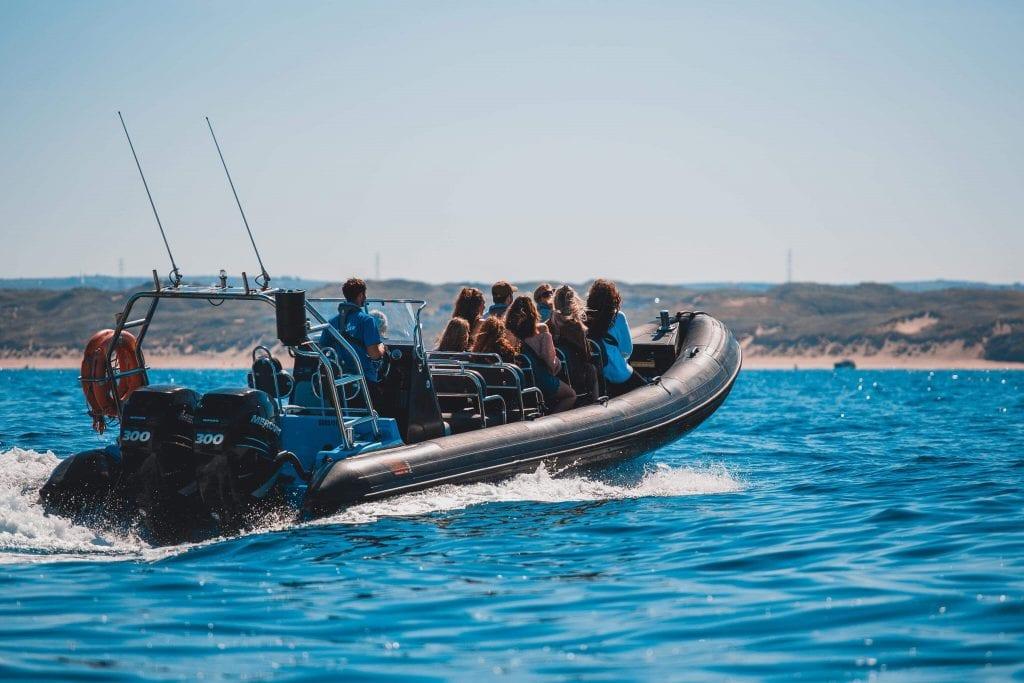 Blue Thunder St Ives Bay