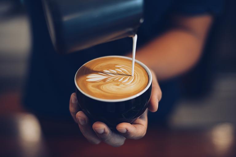 Coffee Art Design
